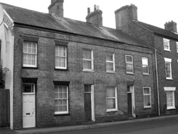 Cottages Canon Street